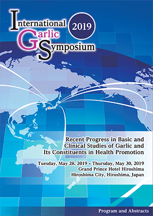 International Garlic Symposium 2019
